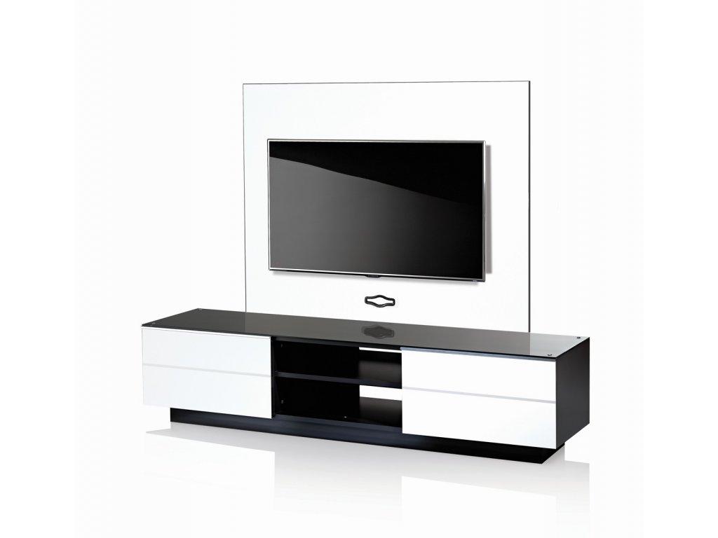 16505 televizny stolik ultimate gs180 s gplatom biely