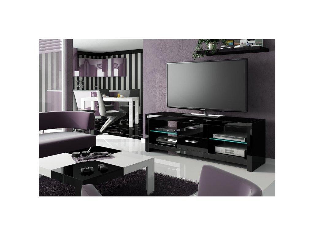 Televízny stolík ANDORA