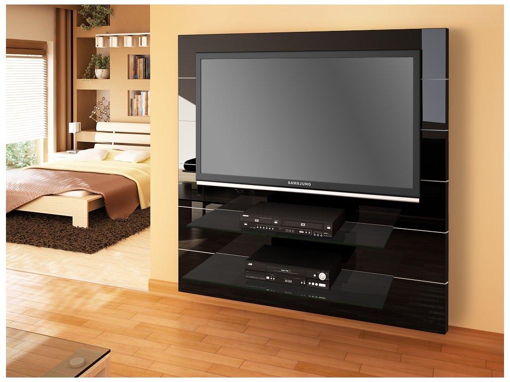 TV stena PANORAMA 2  čierna