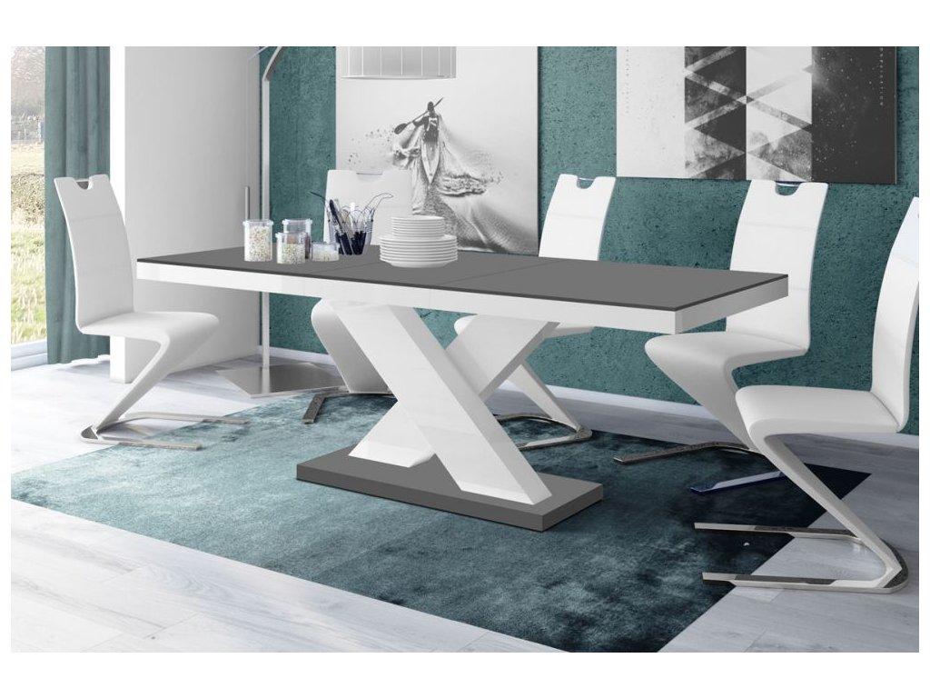 Rozkladací jedálenský stôl XENON MAT