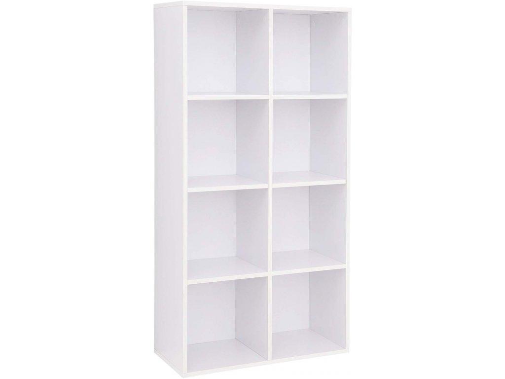 Knihovna LBC24WT, bílá