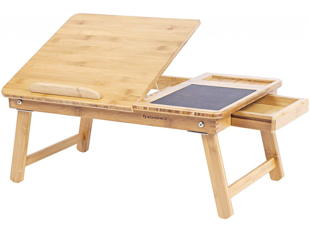 Bambusová podložka pod notebook přírodní LLD008