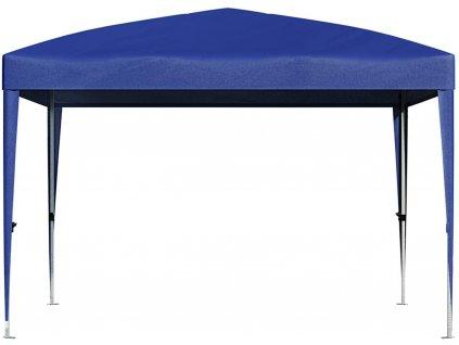 Zahradní párty stan 300x300 cm modrý