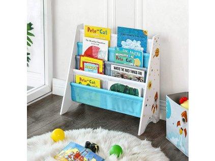 Knižnica na detské knižky