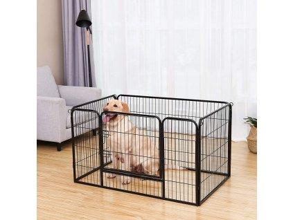 skládací ohrádka pro psy