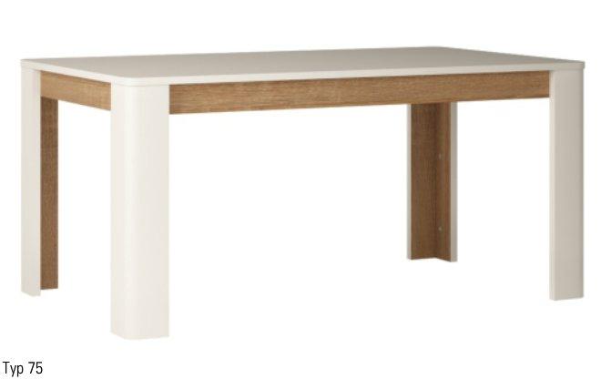 EXTOM Jedálenský stôl LINATE 75