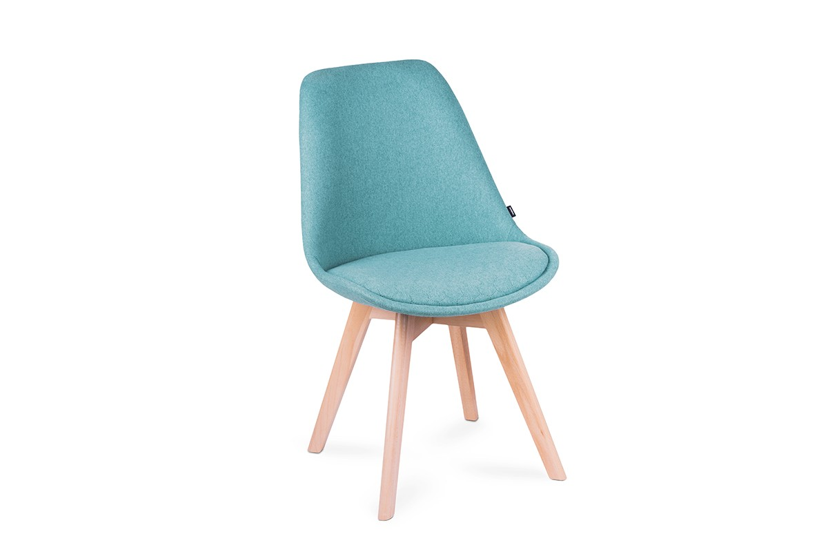 KONSIMO Stolička NETAL modrá