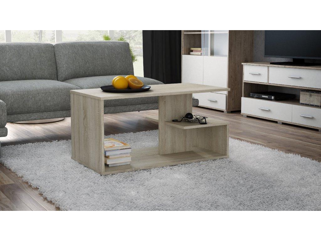 Konferenční stolek MOSUL, dub sonoma