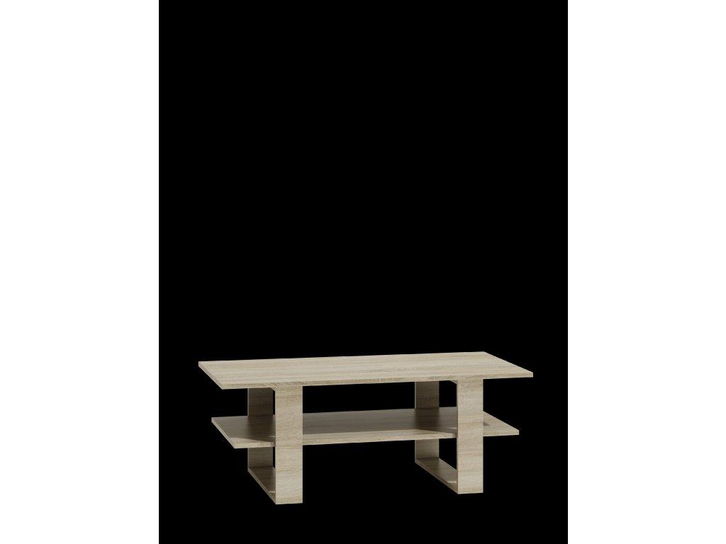 Konferenční stolek VENETO, dub sonoma