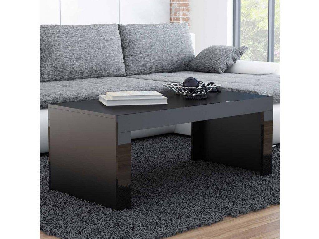 Konferenční stolek CAMA TESS (černá)