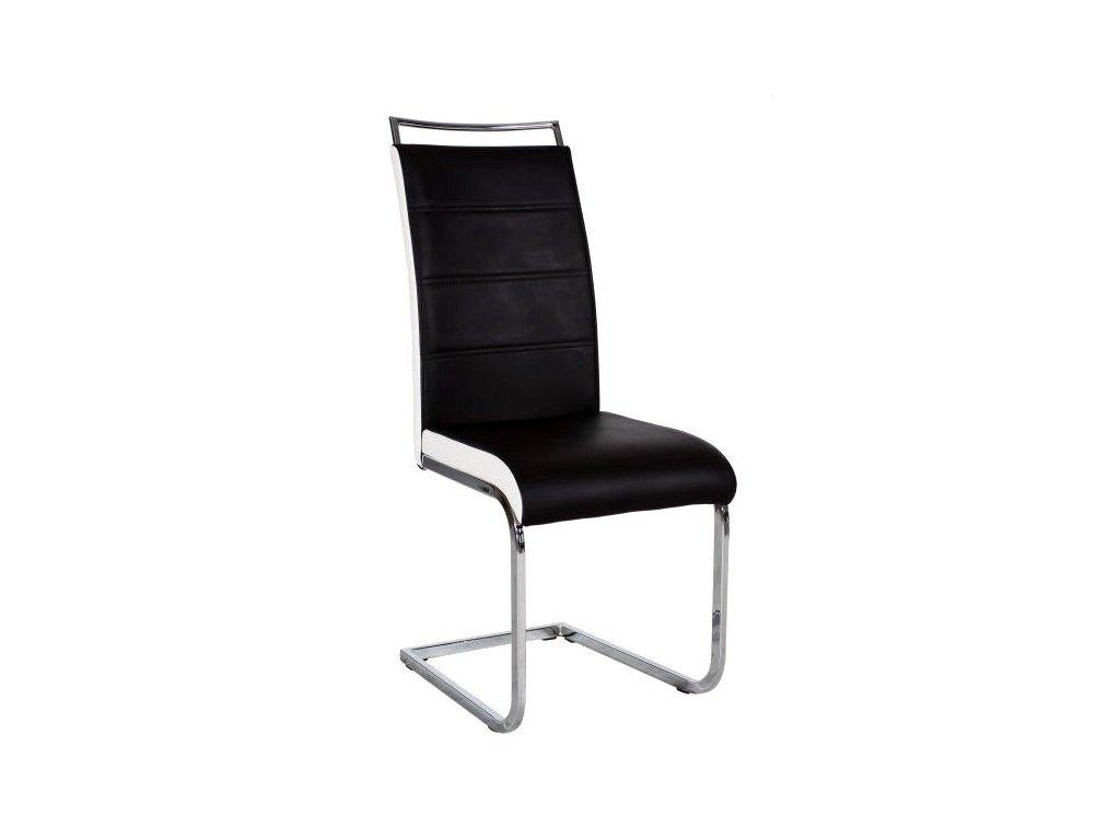 Jídelní židle H-441 černá