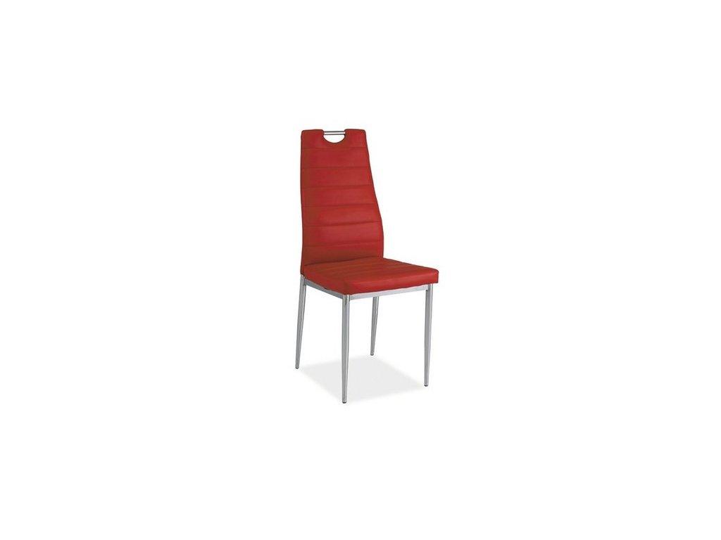 Jídelní židle H-260 (červená)