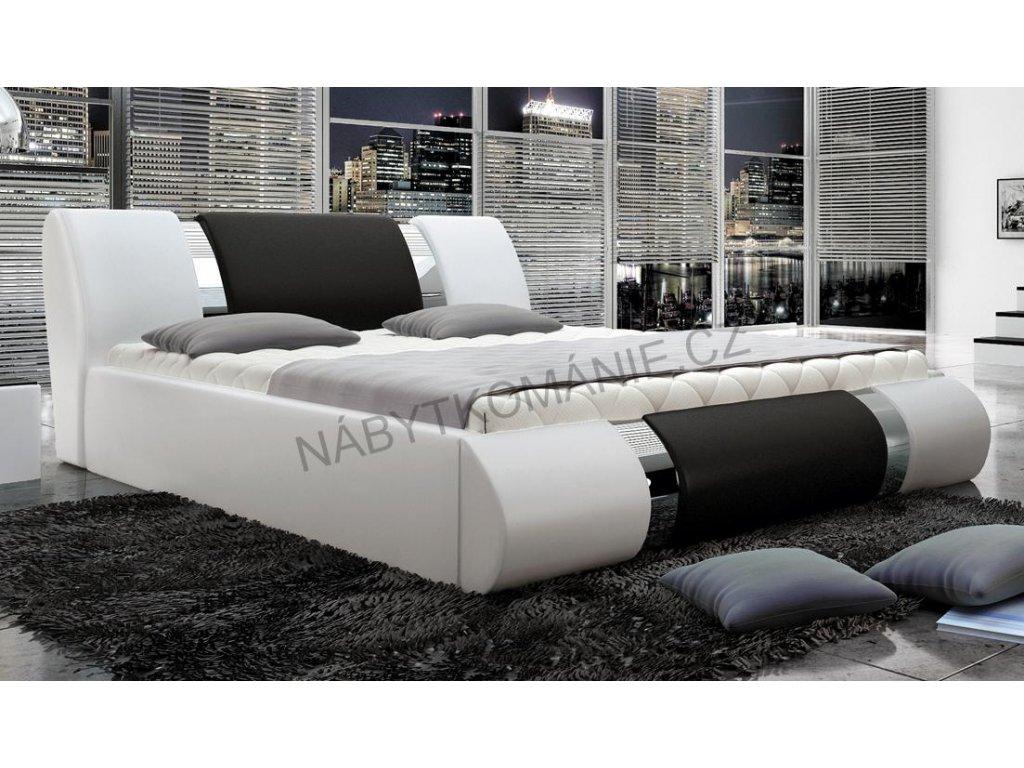 Manželská postel ATLANTIS, 140 x 200 cm