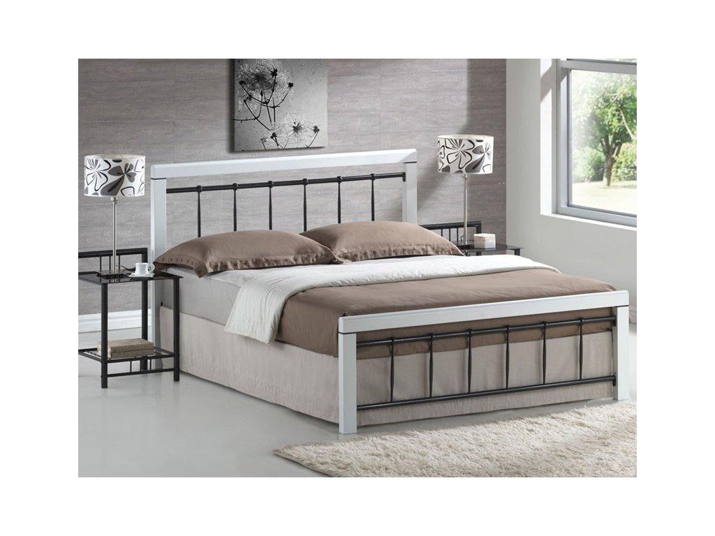 Manželská postel BERLIN - 160x200cm SKLADEM 1ks