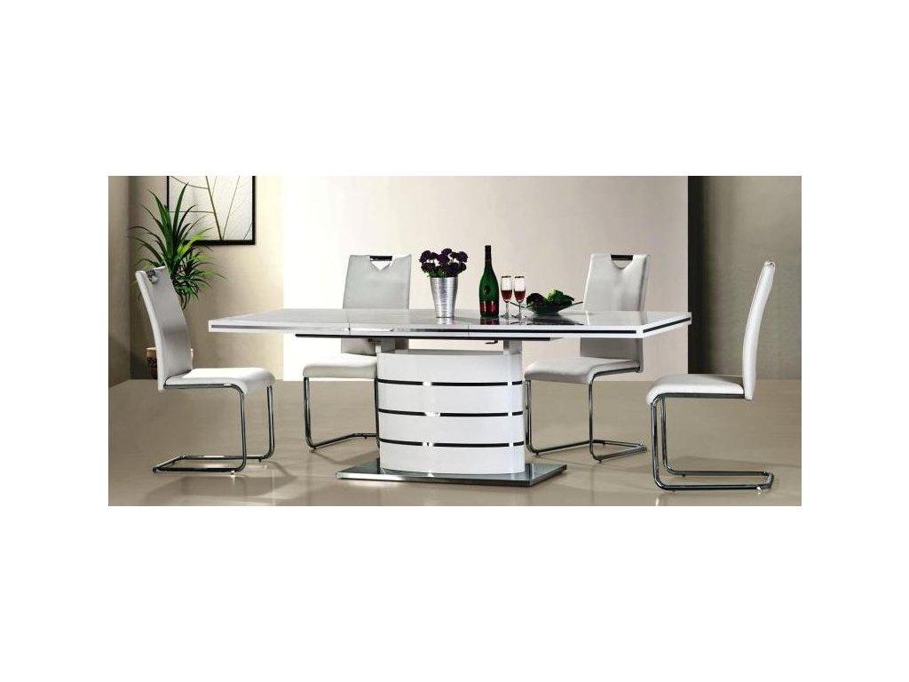 Jídelní stůl FANO bílý