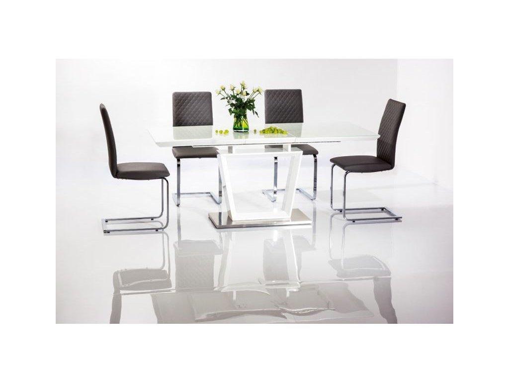 Rozkládací jídelní stůl LAUREN