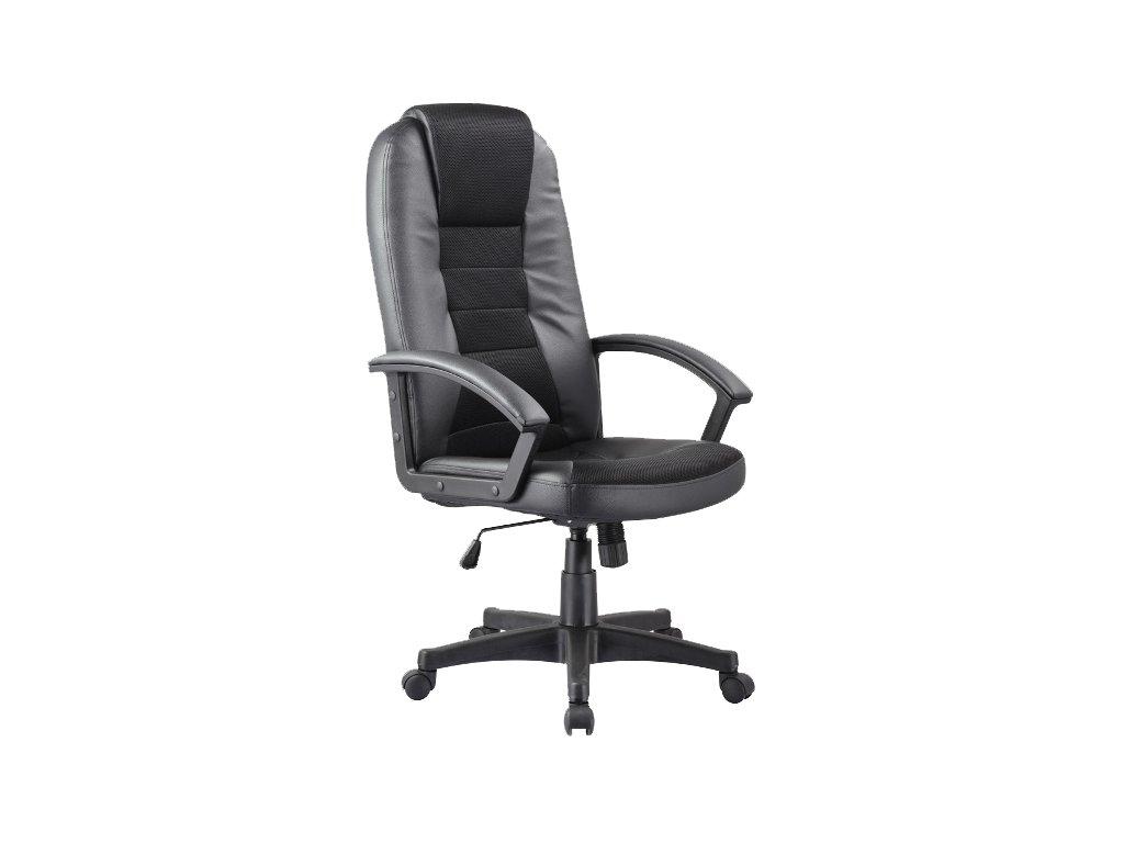 Kancelářské křeslo Q-019 černé SKLADEM 1ks