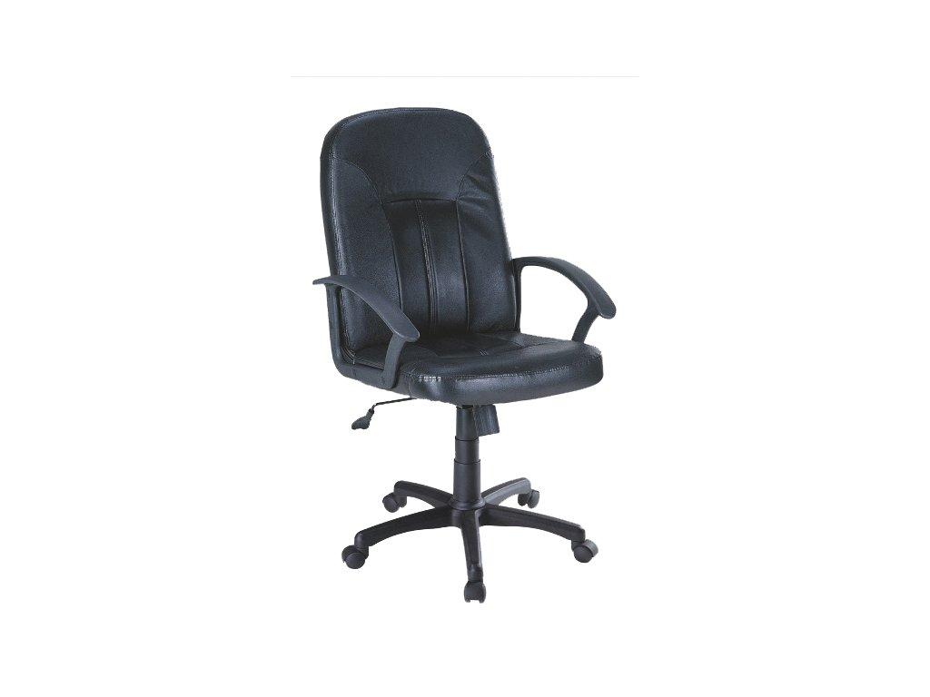 Kancelářské křeslo Q-023 černé