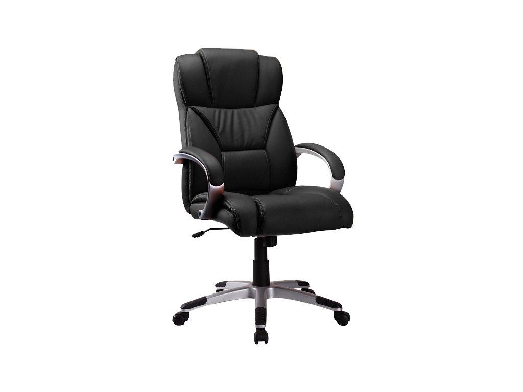 Kancelářské křeslo Q-044 černé