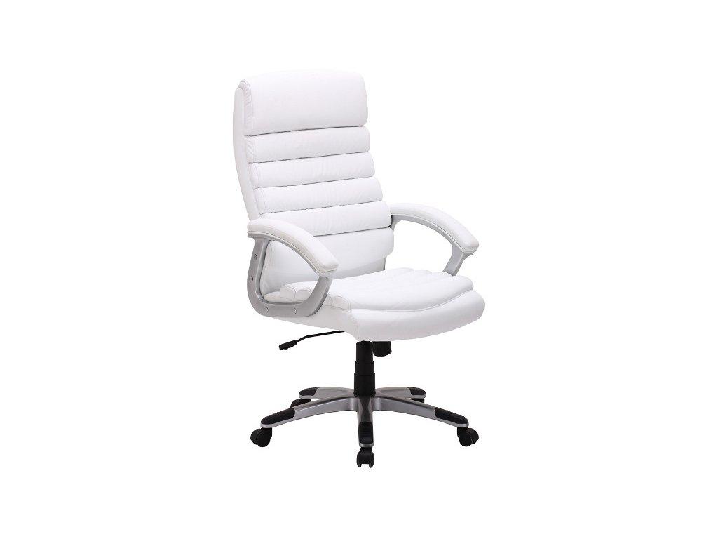 Kancelářské křeslo Q-087 bílá