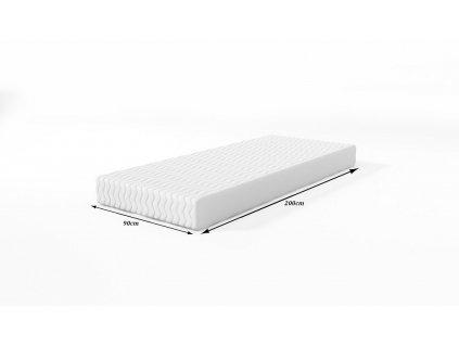 Pěnová matrace LINO (90x200cm)