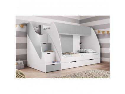 Dětská patrová postel MARCY