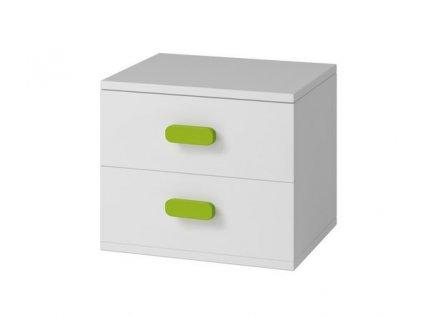 Noční stolek SIMIK 22 (výběr barev)