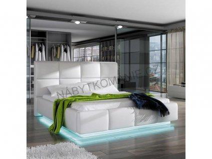 Manželská postel ASTI, 160 x 200 cm