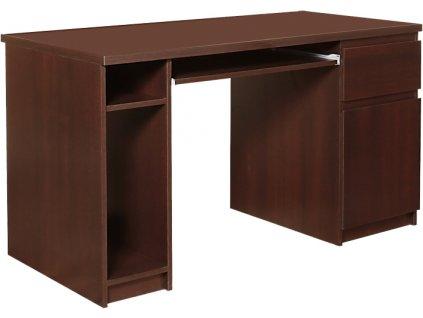 PC stůl PELLO 80  (borovice laredo)