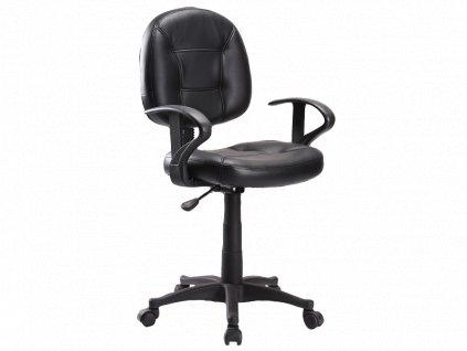 Kancelářské křeslo Q-011 černé