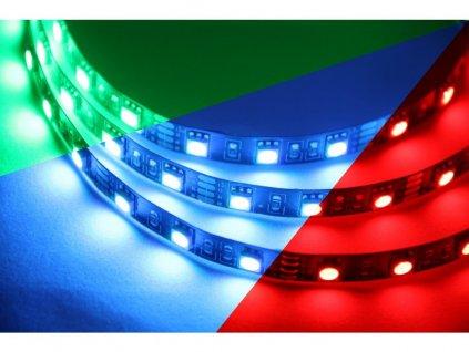 LED osvětlenie multicolor
