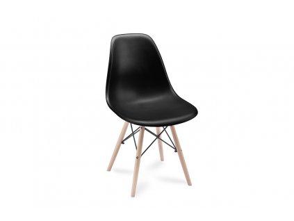 Židle NEREA, černá 01