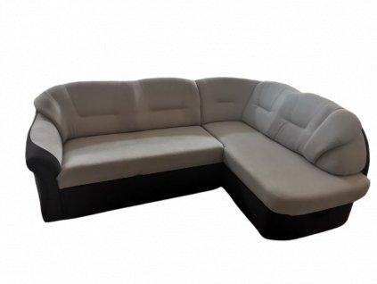 Rohová sedací souprava ALICJA, pravé provedení, Soro 21/Inari 28