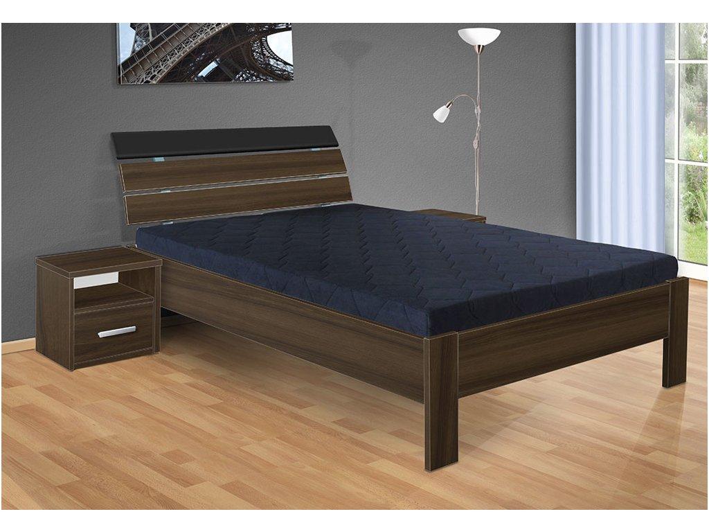 8c1d3a0a3f6d9 Manželská posteľ Darina 200x160 cm - Nabytokmorava