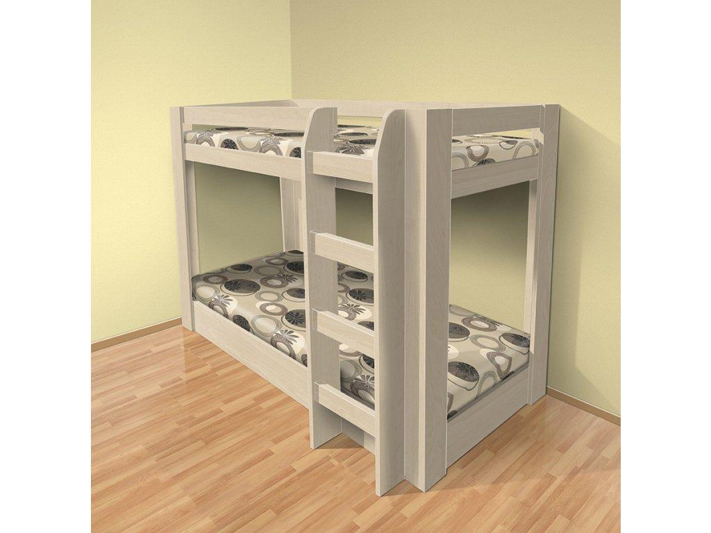 poschodová posteľ PATR - 1 HIT