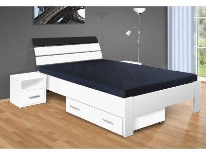 manželská posteľ Darina 200x160 cm