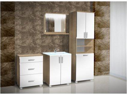 Kúpeľňová skrinka K6