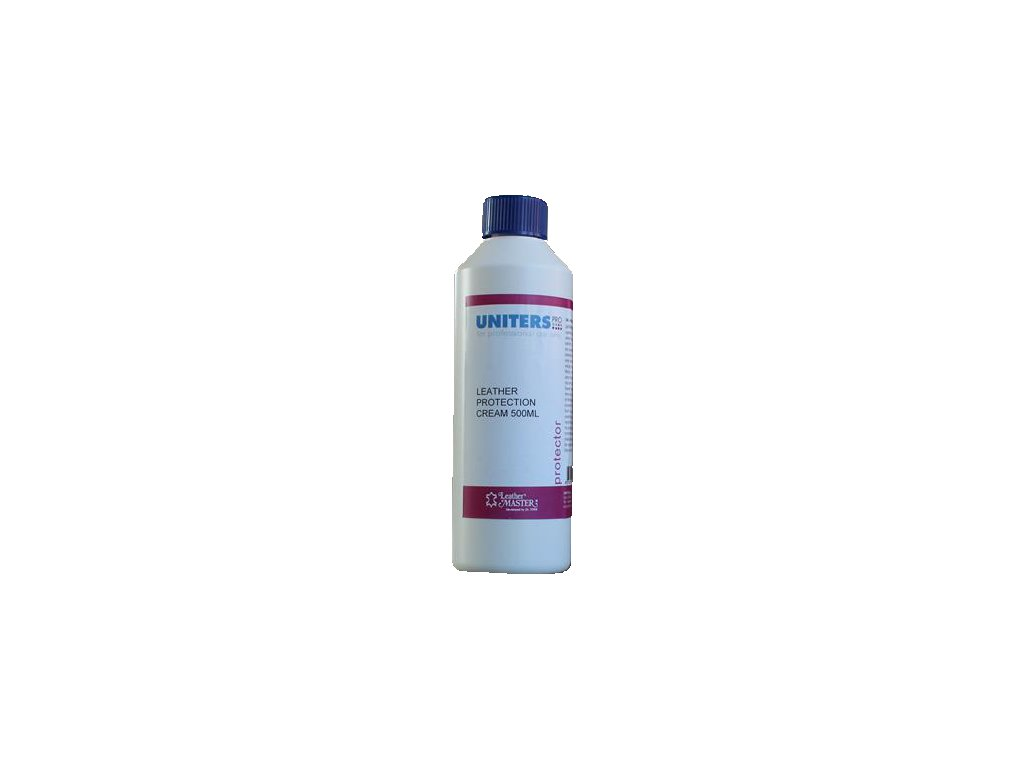 UNITERS PRO LEATHER PROTECTION CREAM 500 ml