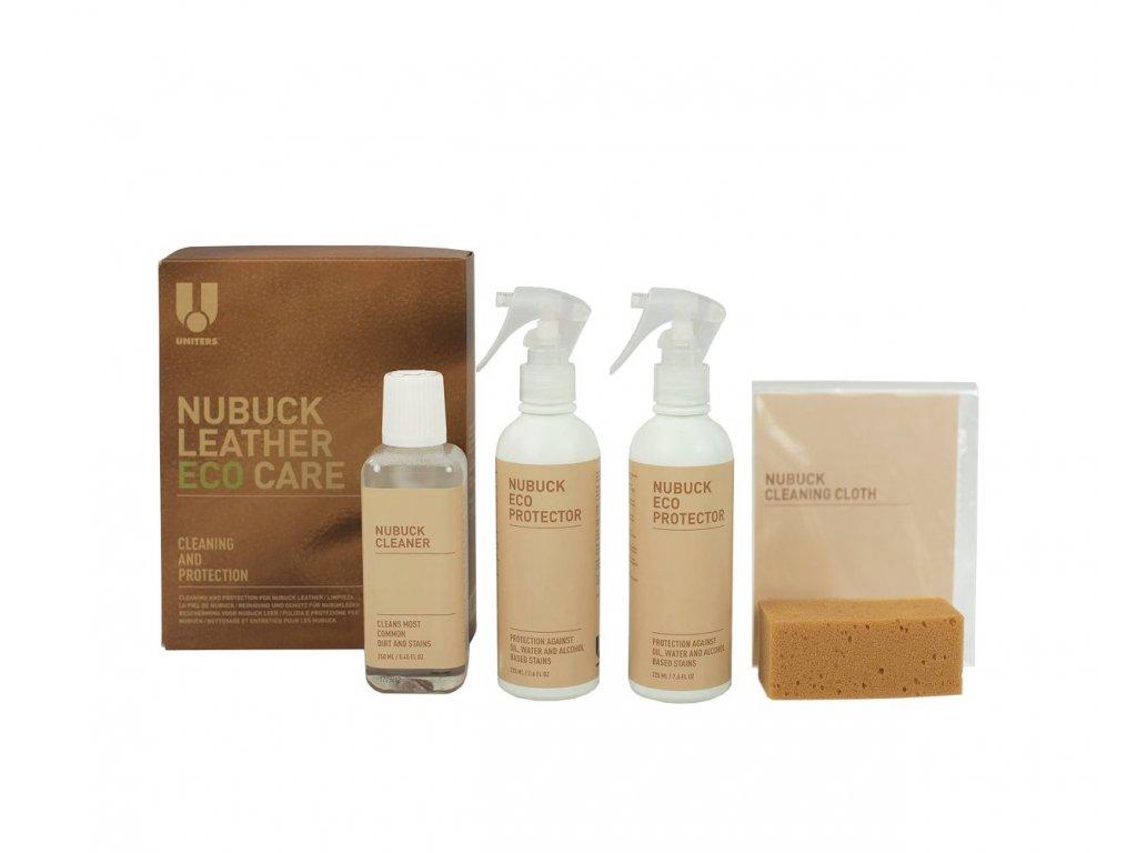 uniters nubuck leather eco care