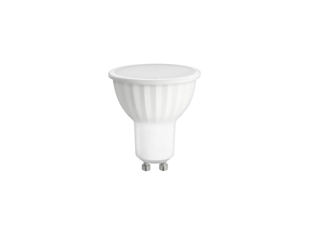LED žárovka GU10 10W 3000K WOJ13256