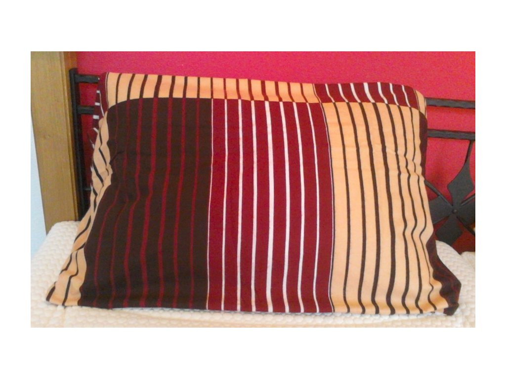 povleceni saxum flanel 140 x 220 cm prani na 60 c original