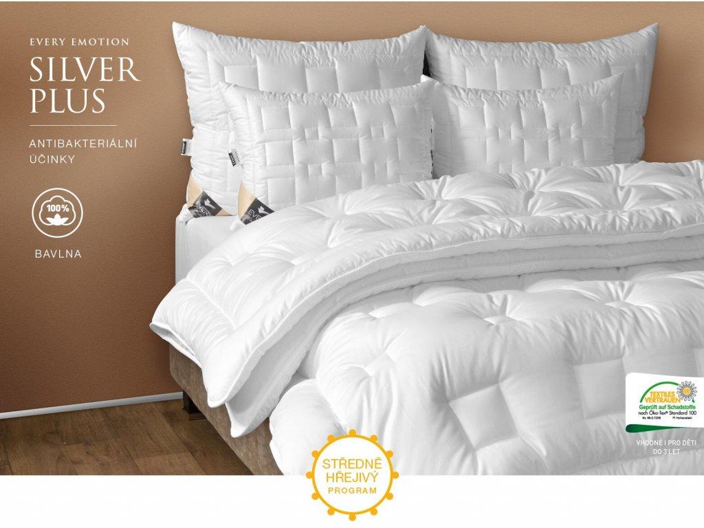 Every Silver Plus® přikrývka 135 x 200 cm