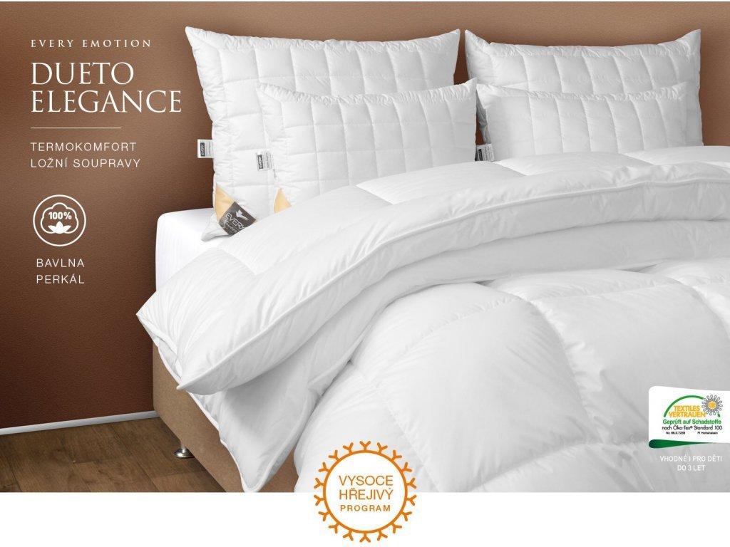 Every Dueto Elegance polštář 70 x 90 cm