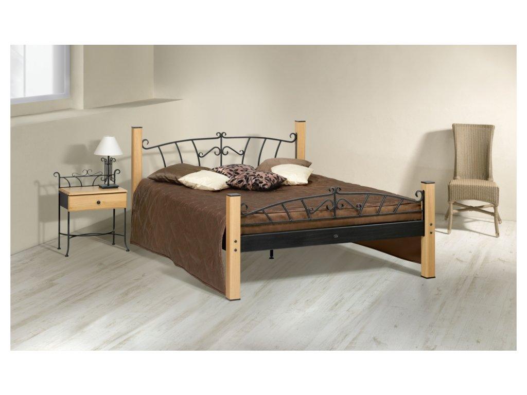 Iron Art ALTEA kovaná postel