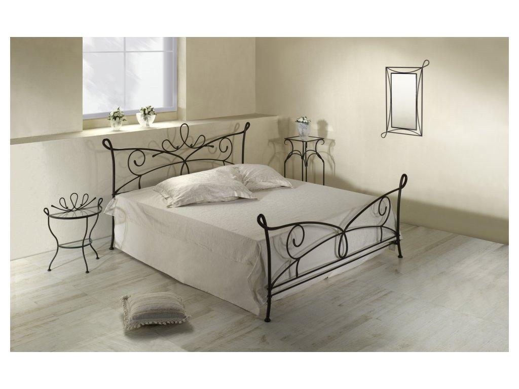 Iron Art SIRACUSA kovaná postel
