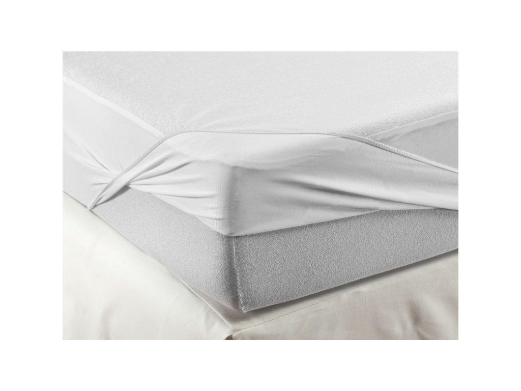 Velfont HPU bambusové froté matracový chránič 90x220 cm