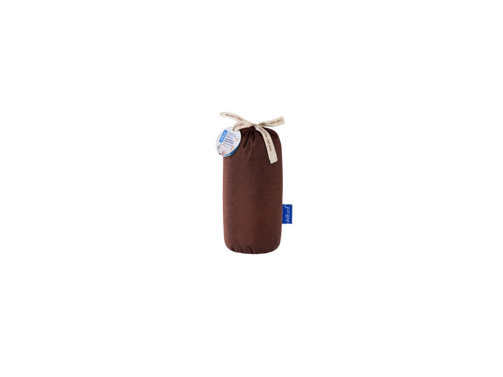 polštářový chránič Respira čokoládová