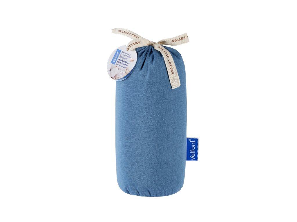 polštářový chránič Respira námořnická modrá