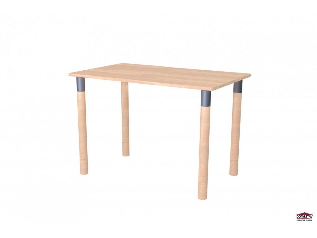 Dřevěný psací stůl Mini buk