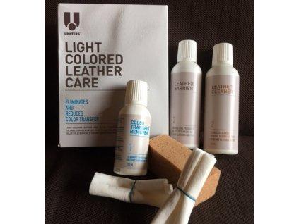 leather care light colour